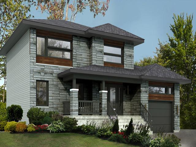 Maison neuve rive sud habitations id blogue for Habitation neuve